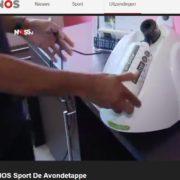 LottoJumbo desinfectie hotelkamers met Nocospray NOS Avondetappe uitzending_door Analyselab Polygon Simpeldesinfecteren.nl